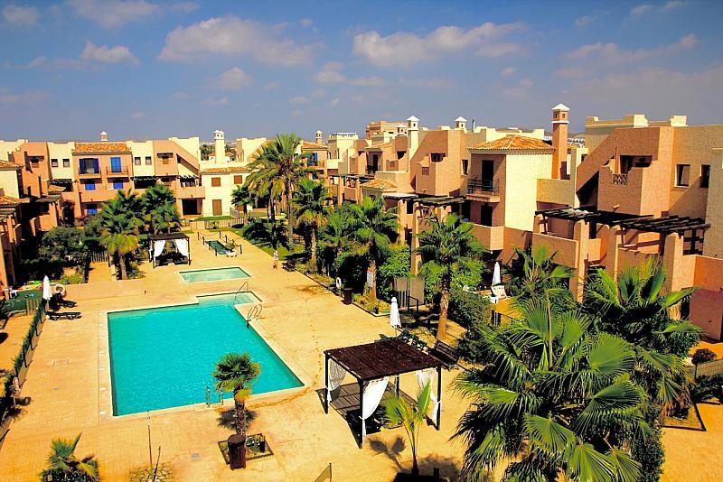 Piscina - Apartamento en alquiler en paseo De Los Limoneros, Vera - 162039160