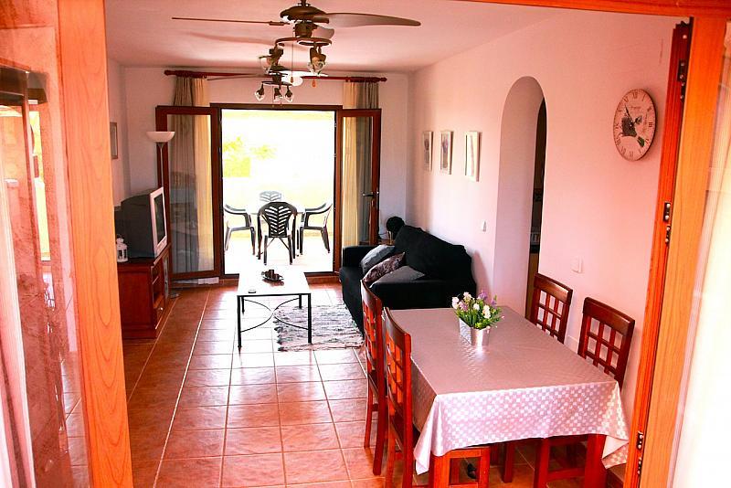 Salón - Apartamento en alquiler en paseo De Los Limoneros, Vera - 162039167