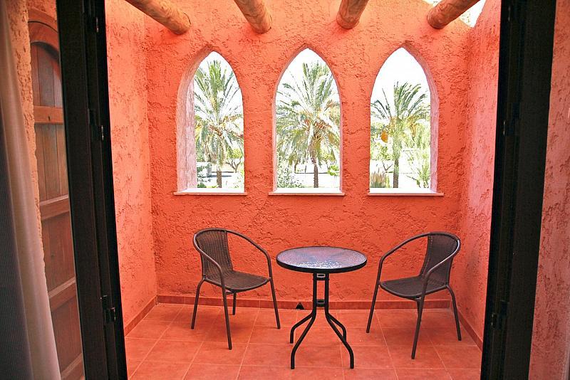 Terraza - Apartamento en alquiler en paseo De Los Limoneros, Vera - 162039175