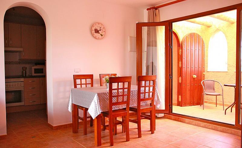 Salón - Apartamento en alquiler en paseo De Los Limoneros, Vera - 162039176