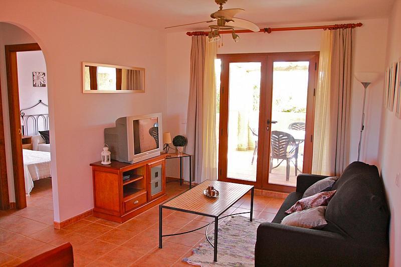 Salón - Apartamento en alquiler en paseo De Los Limoneros, Vera - 162039178