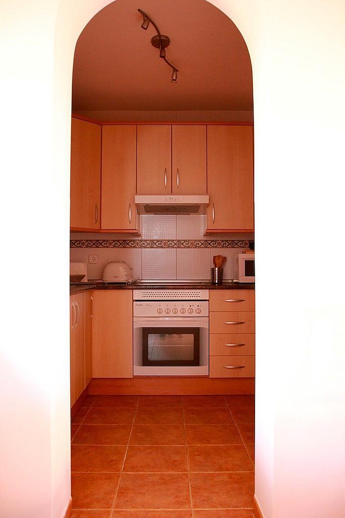 Cocina - Apartamento en alquiler en paseo De Los Limoneros, Vera - 162039181