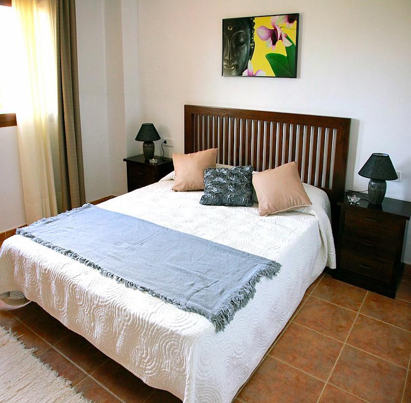 Dormitorio - Apartamento en alquiler en paseo De Los Limoneros, Vera - 162039182