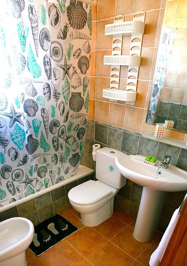 Baño - Apartamento en alquiler en paseo De Los Limoneros, Vera - 162039188