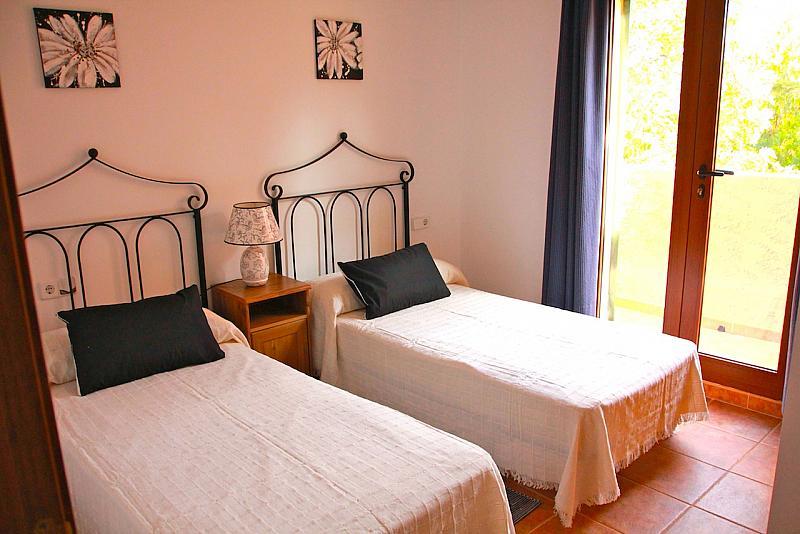 Dormitorio - Apartamento en alquiler en paseo De Los Limoneros, Vera - 162039191