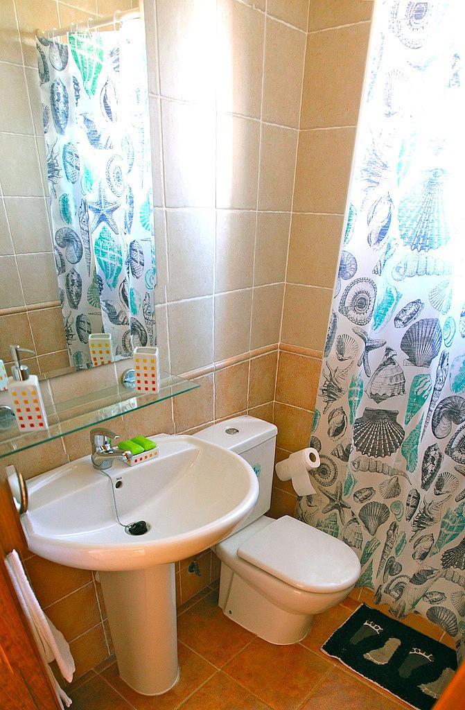 Baño - Apartamento en alquiler en paseo De Los Limoneros, Vera - 162039192