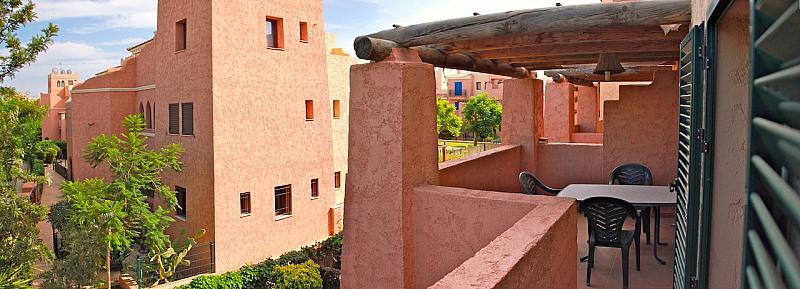 Terraza - Apartamento en alquiler en paseo De Los Limoneros, Vera - 162039196