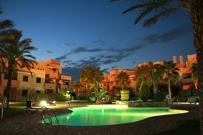 Piscina - Apartamento en alquiler en paseo De Los Limoneros, Vera - 162039198