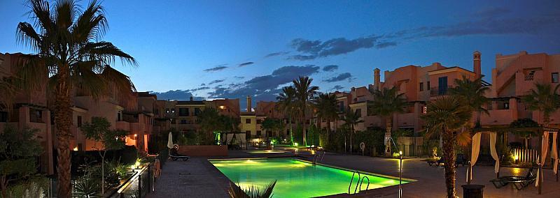 Piscina - Apartamento en alquiler en paseo De Los Limoneros, Vera - 162039205