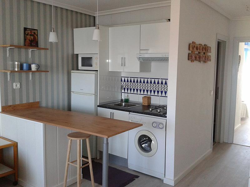 Cocina - Apartamento en alquiler en vía Gran, Manga del mar menor, la - 170299315