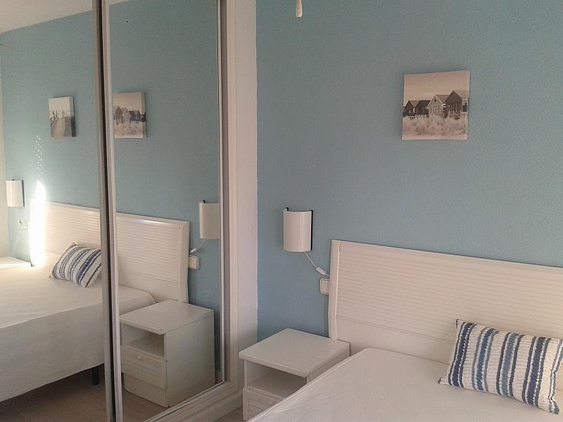 Dormitorio - Apartamento en alquiler en vía Gran, Manga del mar menor, la - 170299375