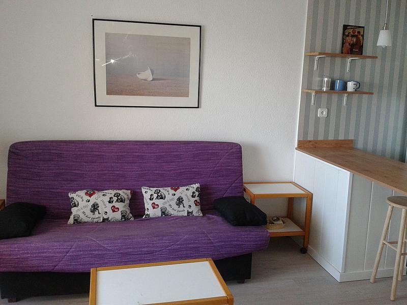 Salón - Apartamento en alquiler en vía Gran, Manga del mar menor, la - 170299528
