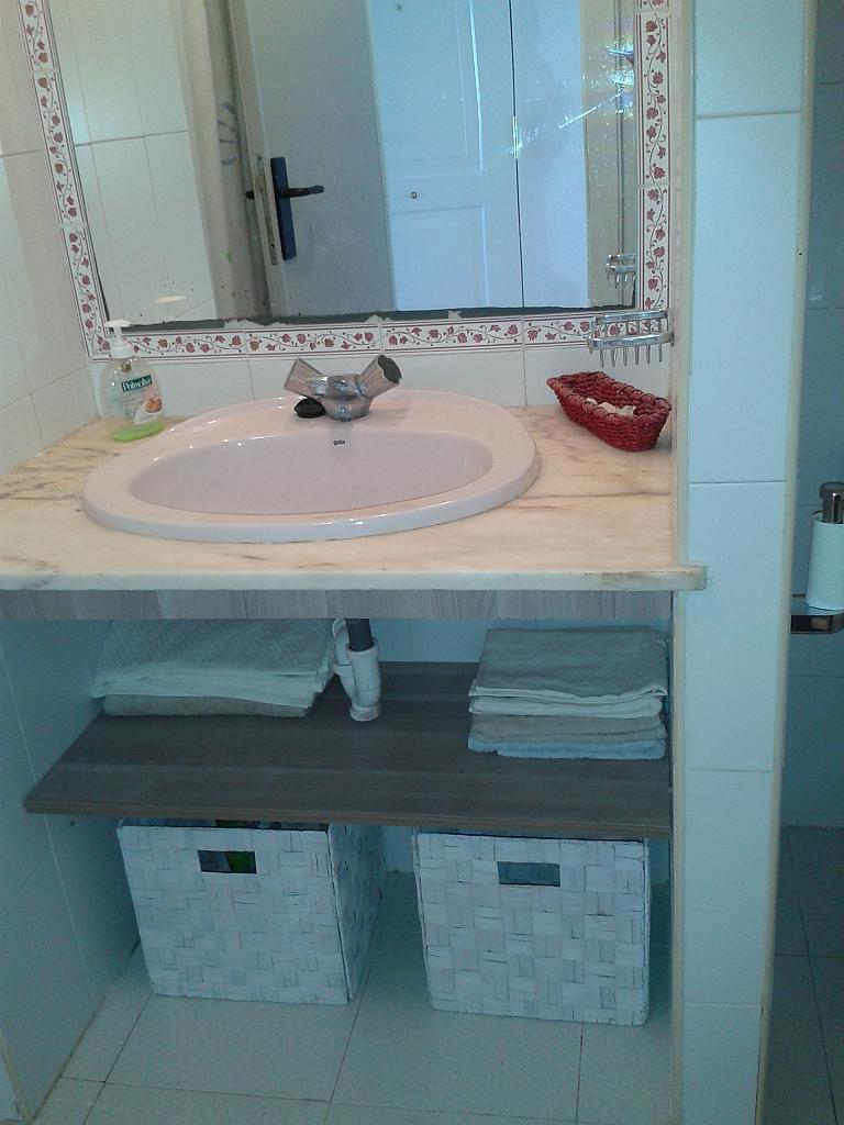 Baño - Apartamento en alquiler en vía Gran, Manga del mar menor, la - 170468873