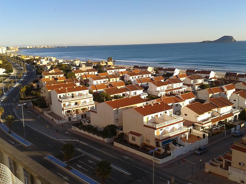 Vistas - Apartamento en alquiler en vía Gran, Manga del mar menor, la - 170468898