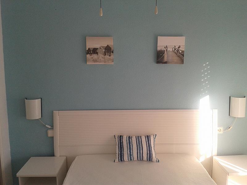 Dormitorio - Apartamento en alquiler en vía Gran, Manga del mar menor, la - 170468919