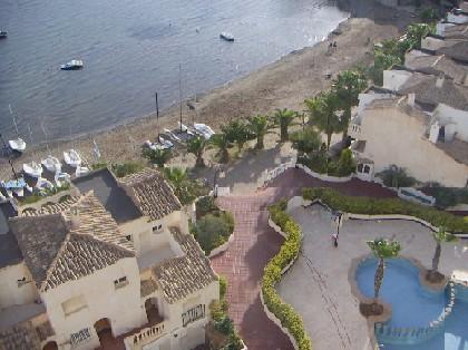 Vistas - Apartamento en alquiler en vía Gran, Manga del mar menor, la - 24275716