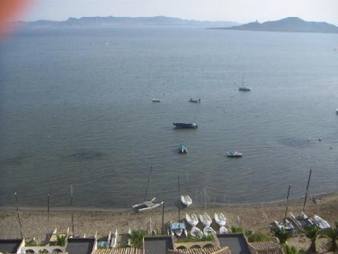 Vistas - Apartamento en alquiler en vía Gran, Manga del mar menor, la - 26116997