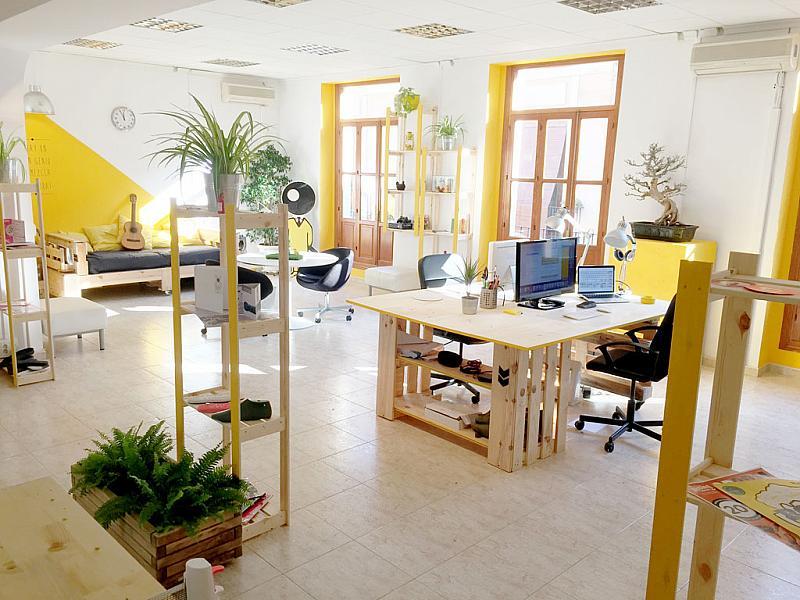 Salón - Oficina en alquiler en calle Moro Zeit, El Carme en Valencia - 274700752