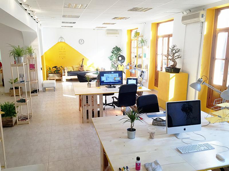 Salón - Oficina en alquiler en calle Moro Zeit, El Carme en Valencia - 274700760
