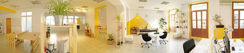 Vistas - Oficina en alquiler en calle Moro Zeit, El Carme en Valencia - 274700778