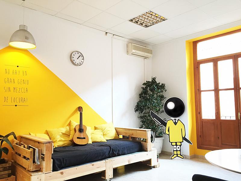 Salón - Oficina en alquiler en calle Moro Zeit, El Carme en Valencia - 274700821