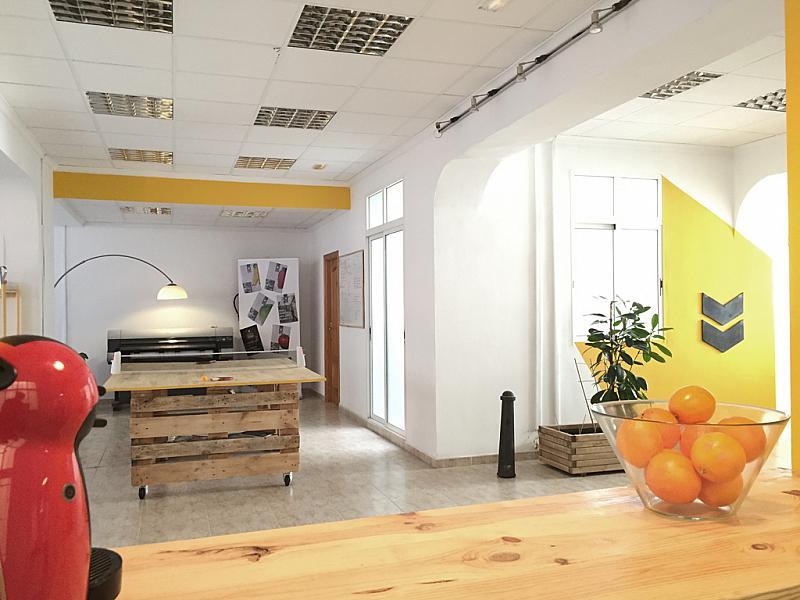 Salón - Oficina en alquiler en calle Moro Zeit, El Carme en Valencia - 274700836