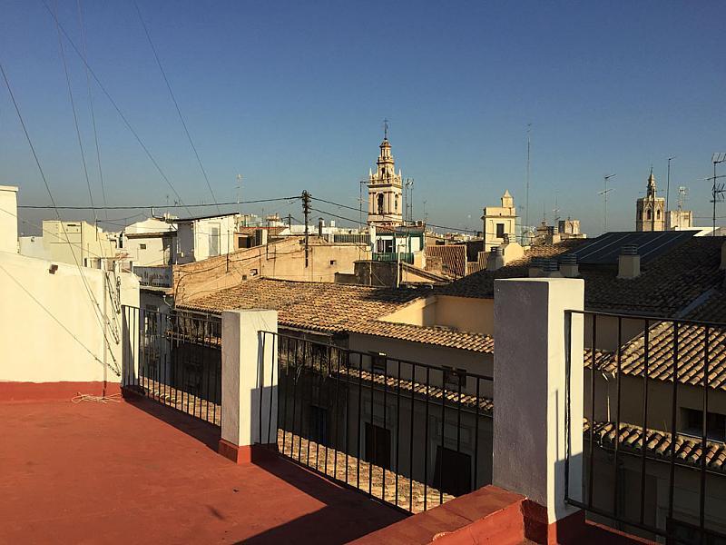 Vistas - Oficina en alquiler en calle Moro Zeit, El Carme en Valencia - 274700856