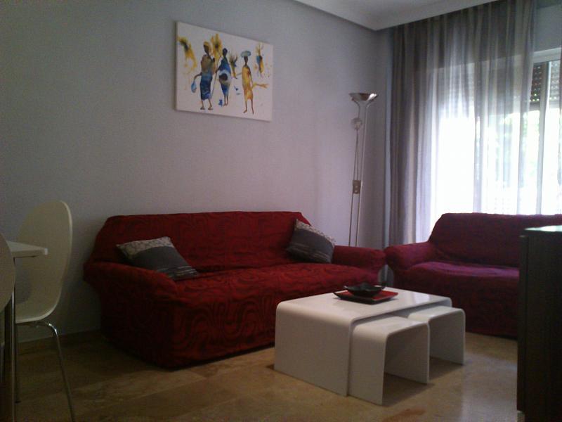 Salón - Apartamento en alquiler en calle Calatrava, Ciudad Real - 202660005