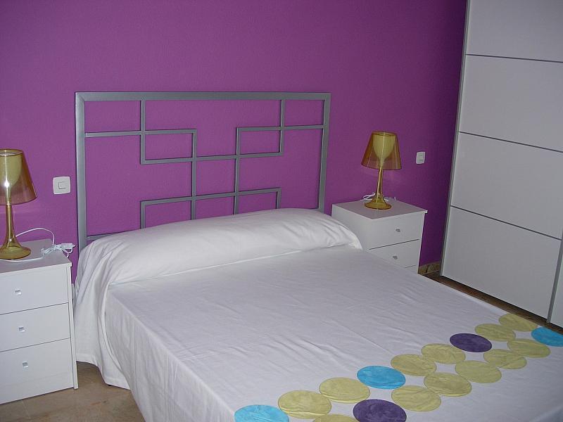 Dormitorio - Apartamento en alquiler en calle Calatrava, Ciudad Real - 202660014