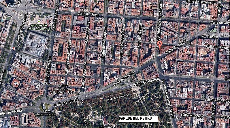 Vistas - Apartamento en alquiler en calle Principe de Vergara, Goya en Madrid - 209912979