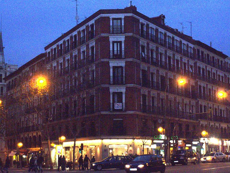 Fachada - Apartamento en alquiler en calle Principe de Vergara, Goya en Madrid - 209912982