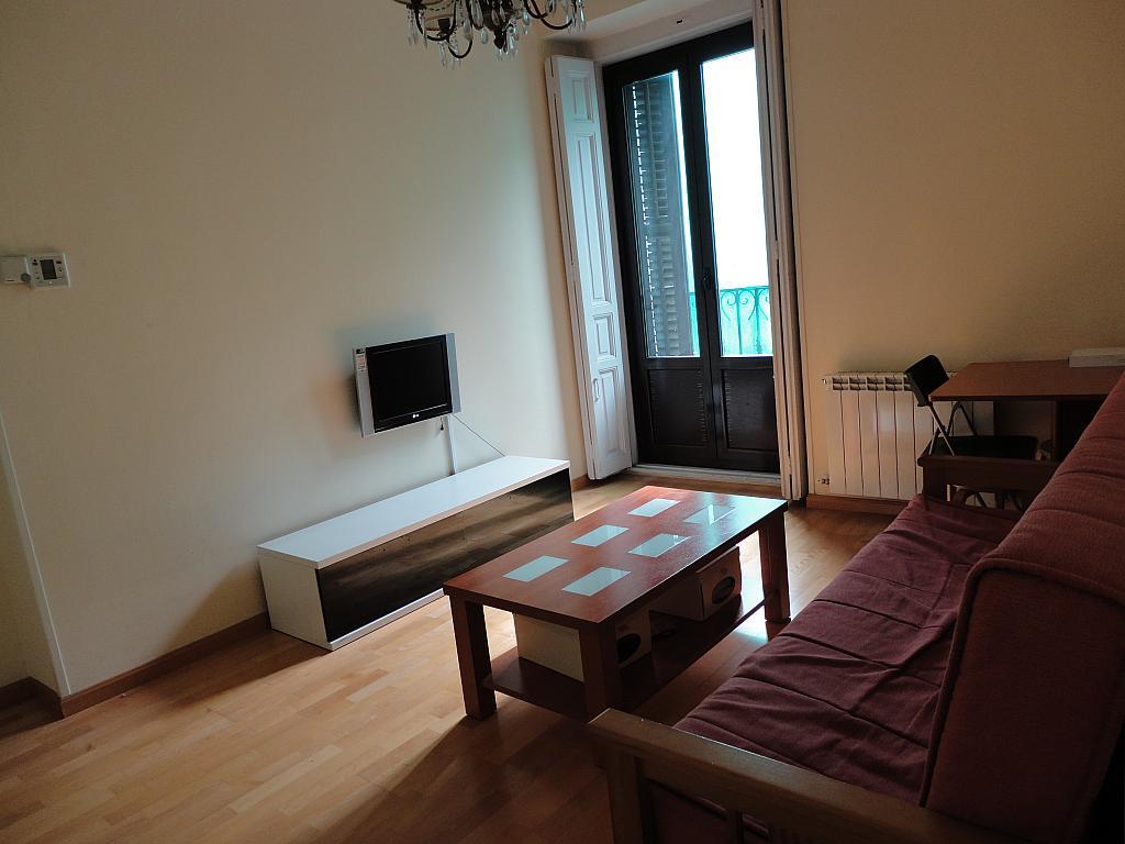 Salón - Apartamento en alquiler en calle Principe de Vergara, Goya en Madrid - 330052420
