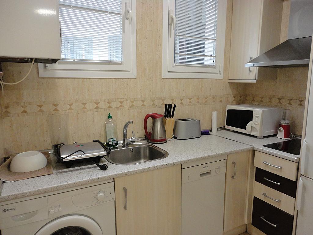 Cocina - Apartamento en alquiler en calle Principe de Vergara, Goya en Madrid - 330052434