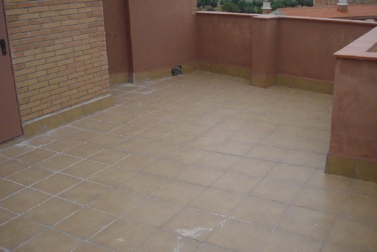 Terraza - Piso en alquiler en calle Pere Benavent, Reus - 63832195