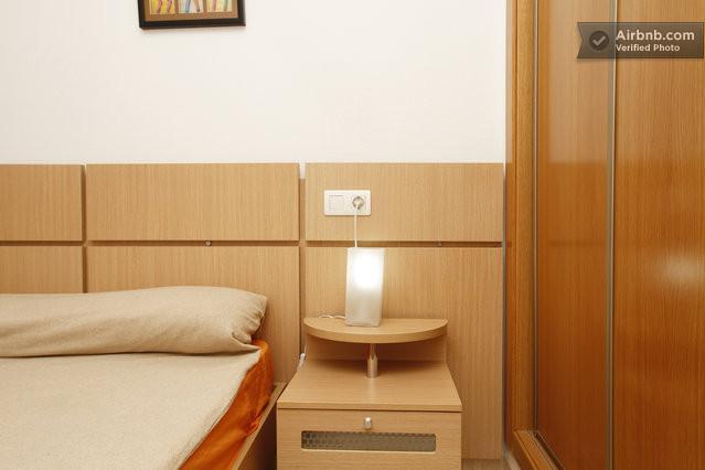 Dormitorio - Apartamento en alquiler de temporada en calle Maria Zambrano, Les Amplaries en Oropesa del Mar/Orpesa - 77435359