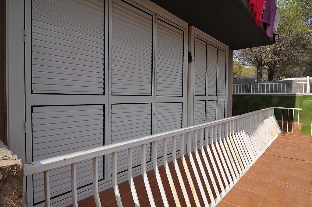 Balcón - Apartamento en venta en calle Comunicación Social, El francás en Coma-Ruga - 318503634