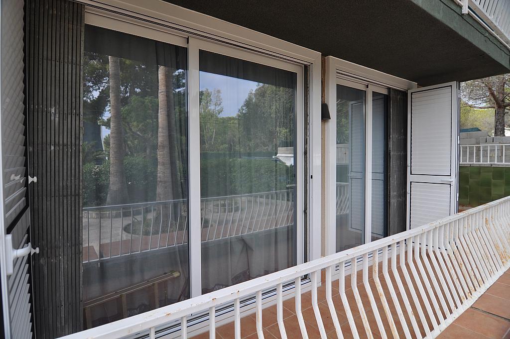 Balcón - Apartamento en venta en calle Comunicación Social, El francás en Coma-Ruga - 318503636