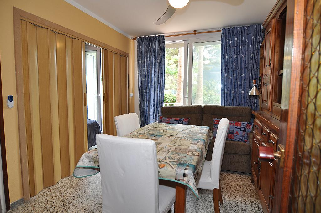Comedor - Apartamento en venta en calle Comunicación Social, El francás en Coma-Ruga - 318503641
