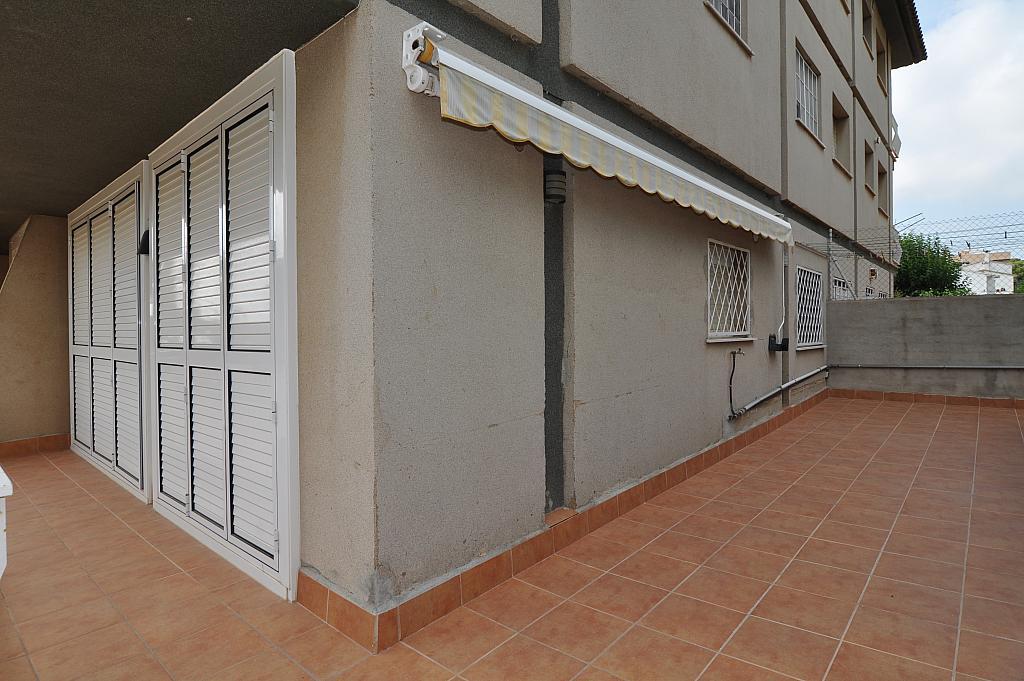Terraza - Apartamento en venta en calle Comunicación Social, El francás en Coma-Ruga - 318503664
