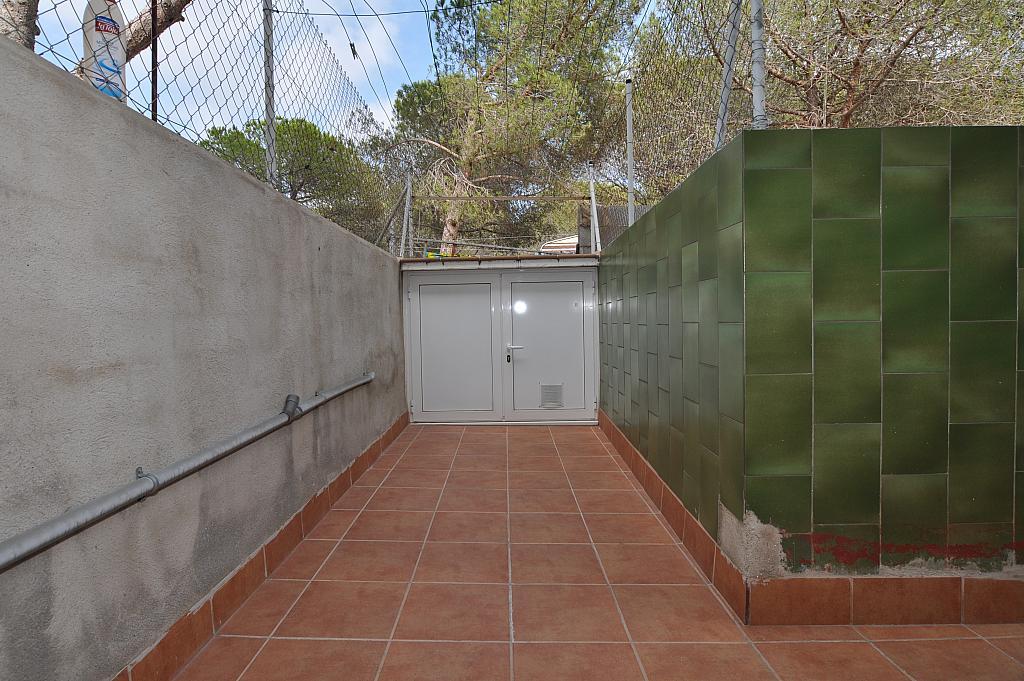 Terraza - Apartamento en venta en calle Comunicación Social, El francás en Coma-Ruga - 318503667