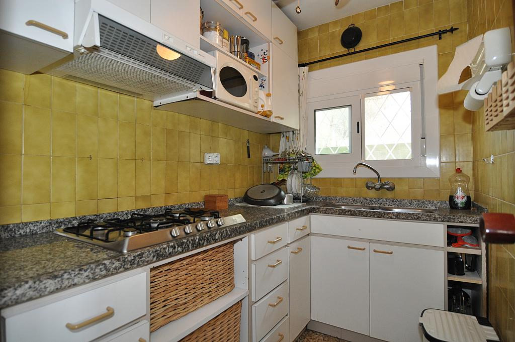 Cocina - Apartamento en venta en calle Comunicación Social, El francás en Coma-Ruga - 318503674