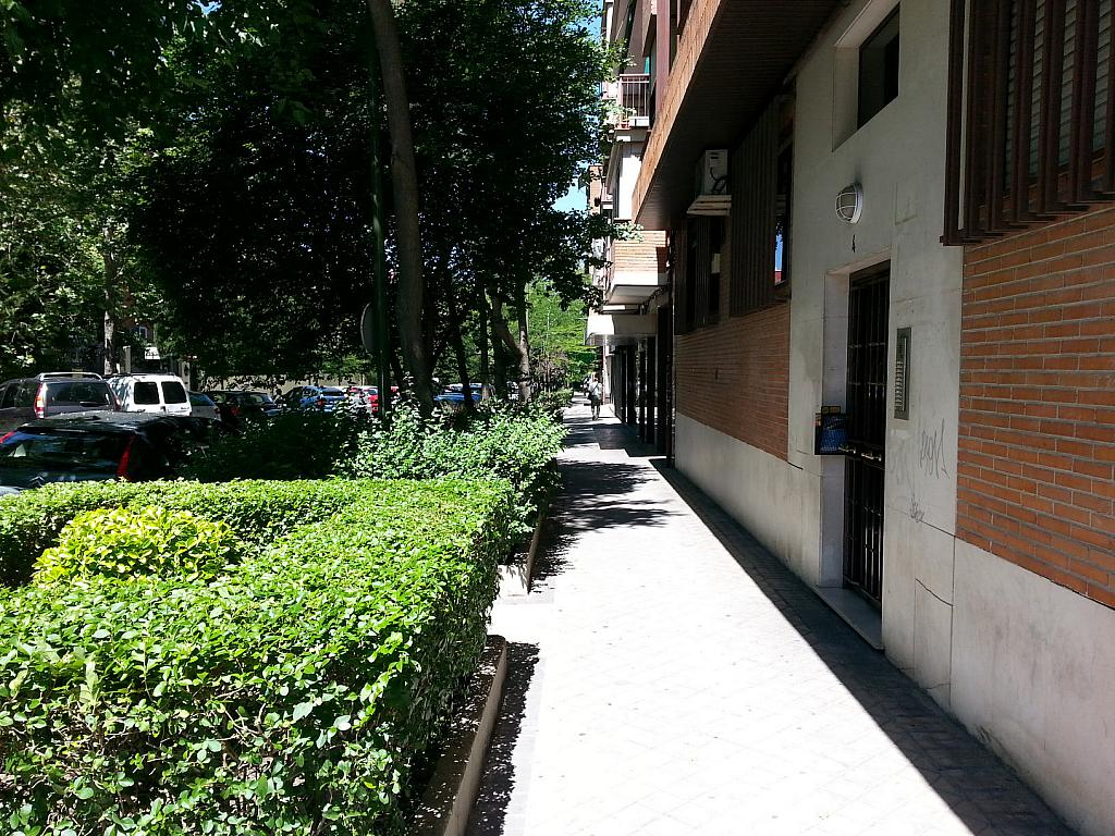 Fachada - Oficina en alquiler en calle Vicente Muzas, Colina en Madrid - 296218283