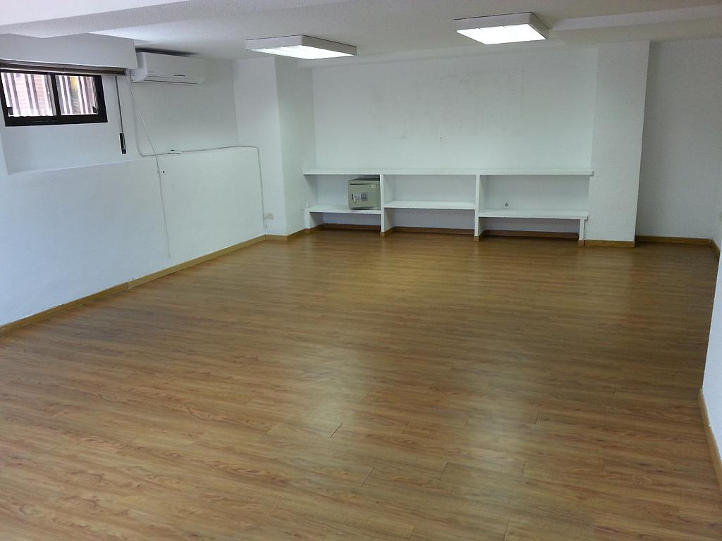 Detalles - Oficina en alquiler en calle Vicente Muzas, Colina en Madrid - 296218308