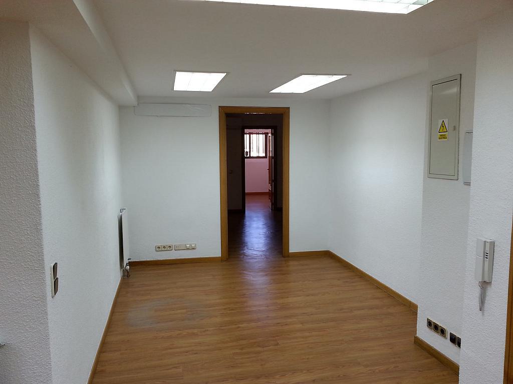 Detalles - Oficina en alquiler en calle Vicente Muzas, Colina en Madrid - 296218447