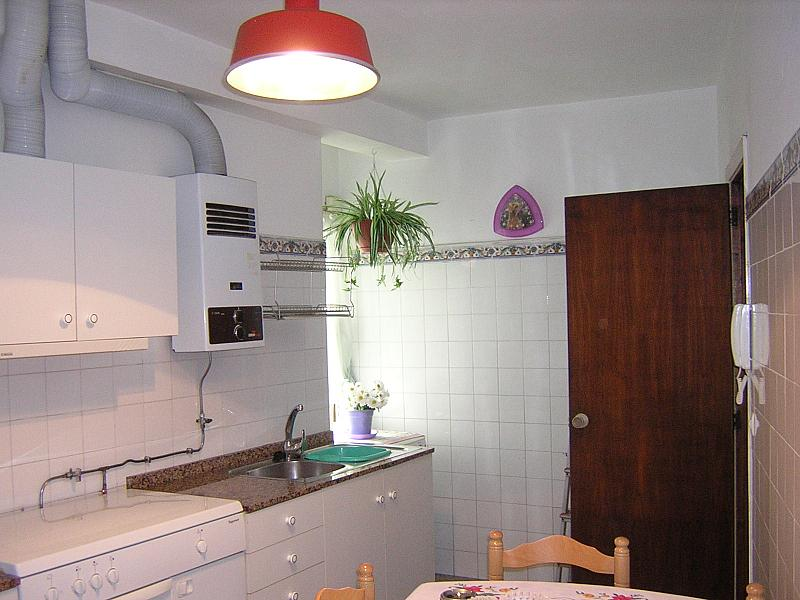 Cocina - Piso en alquiler de temporada en calle Avda de Juan Carlos, Vilagarcía de Arousa - 272632275