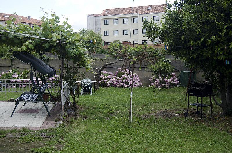 Jardín - Piso en alquiler de temporada en calle Esperanza, Carril, o - 178851334