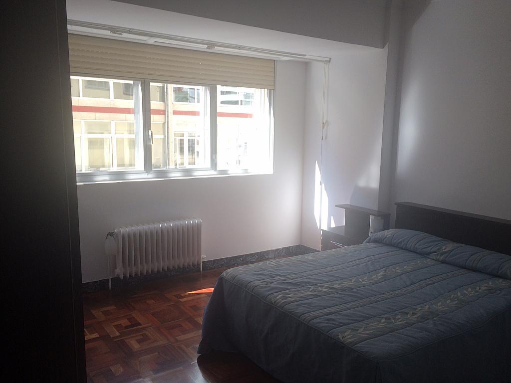 Dormitorio - Piso en alquiler en calle Primavera, Lugo - 330143413