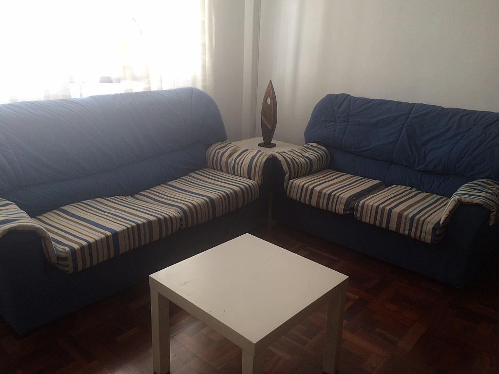 Salón - Piso en alquiler en calle Primavera, Lugo - 330143448