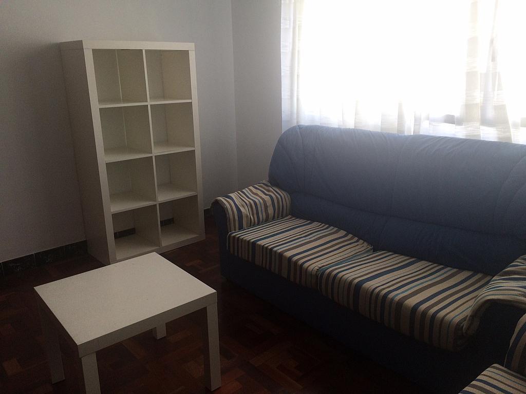 Salón - Piso en alquiler en calle Primavera, Lugo - 330143466
