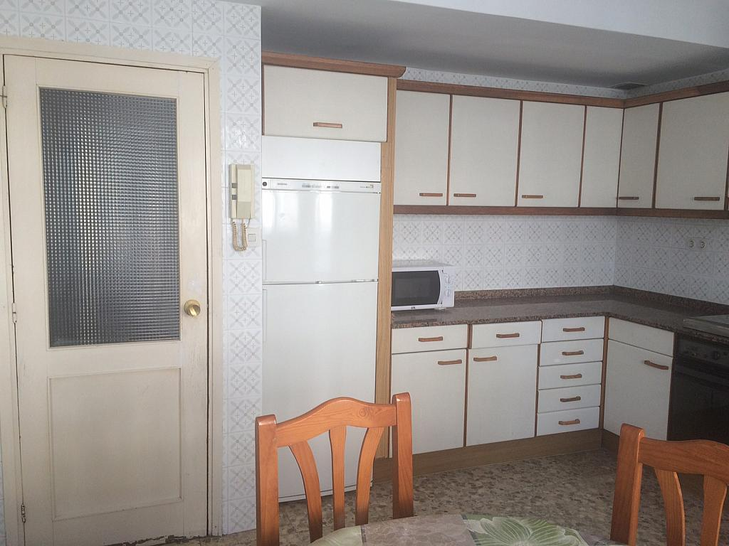 Cocina - Piso en alquiler en calle Primavera, Lugo - 330143867